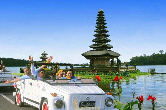 Visite d'aventure de safari de Bali...