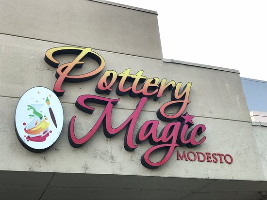 ‪Pottery Magic Modesto‬