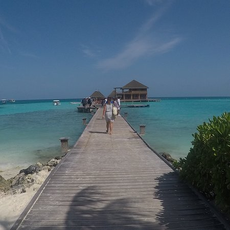 Club Med Kani: Beautiful place...