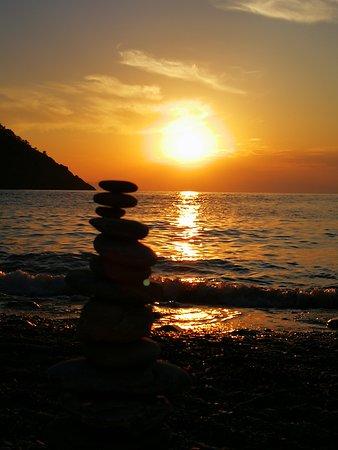 Alonnisos, Greece: tramonto