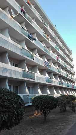Hotel Pula: Bigger seaview balconies