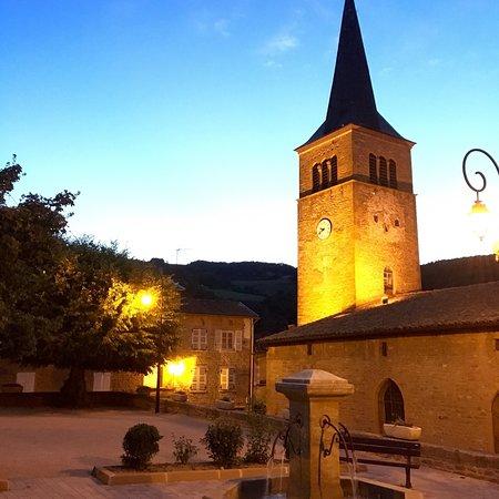 Village de Ville sur Jarnioux