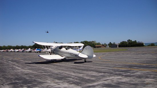 Island Club: We went up in a biplane. It was incredible.