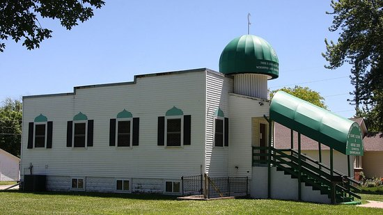 Cedar Rapids, IA :  Mother Mosque of America