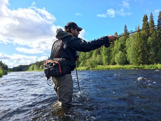 Fly Fishing Guide Italy