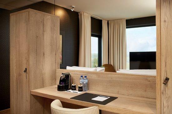 Espace bureau - Chambre Executive, Hotel Van der Valk Luxembourg ...