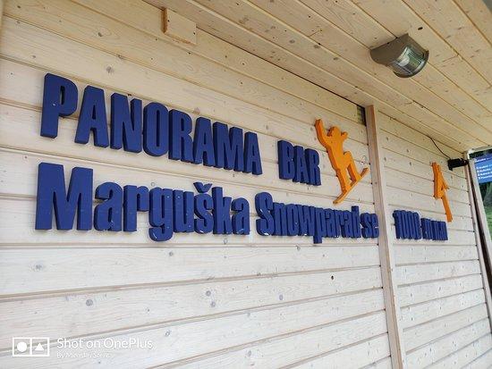 Oscadnica, Slovakia: Lanovka Marguška