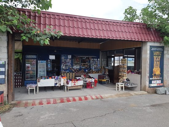 Noratus, أرمينيا: The shop near by