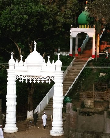 Tura, India: Mir Jumla's Tomb