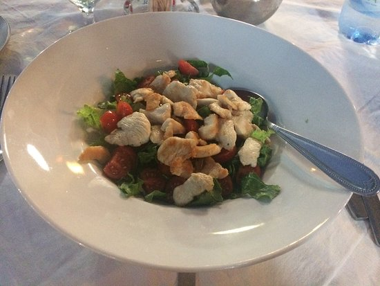 Olivegroves: chicken salad