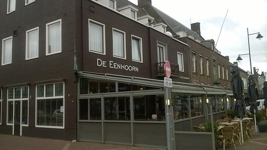 """Oostburg, هولندا: zicht op """" De Eenhoorn"""""""