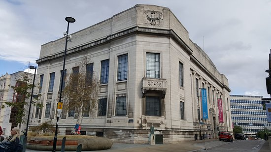 Sheffield Library Theatre
