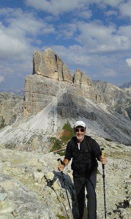 Dolomiti del Veneto, Taliansko: monte Averau