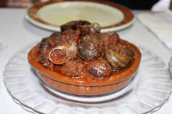Carenas, España: Caracoles