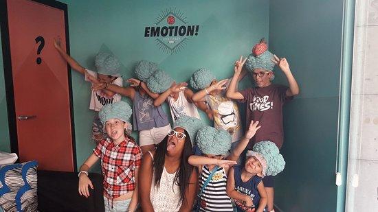Emotion!