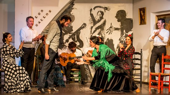 ‪Los Gallos Tablao Flamenco‬