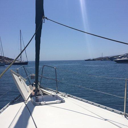 All inclusive dag seglingstur från ...