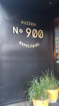 Pizzeria NO 900 Napolitaine