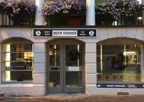 Beer Heroes Chester