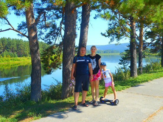 Zelenogorsk, Rússia: Приезд родственников из Иркутска в Зеленогорск