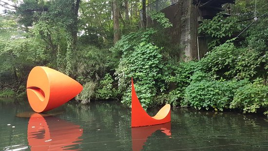 Beeldenpark Hakone Foto