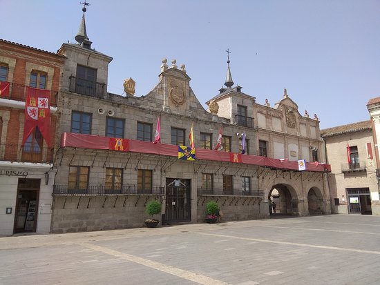 Plaza Mayor de la Hispanidad Photo