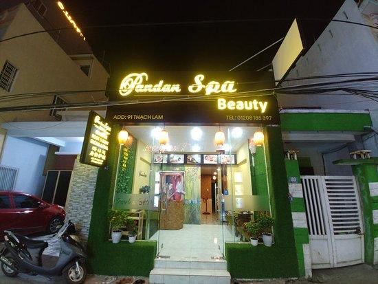 Pandan Spa