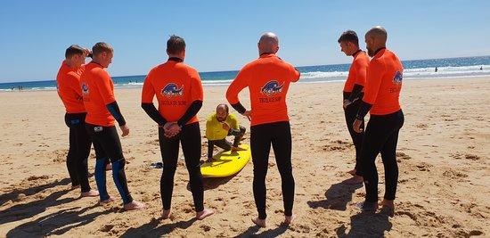 Ngaru Escola de Surf