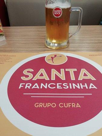 Santa Francesinha照片