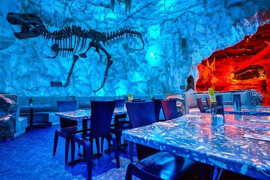 Ice Cave, no T-Rex, no Disney Springs. Foto: Divulgação/Tripadvisor