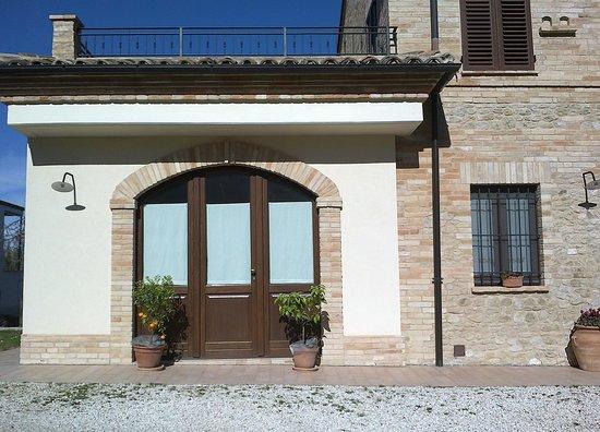 Grottazzolina, Italie : Aula didattica