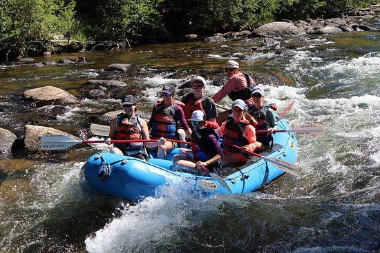 Almont, CO: Gunnison Valley Women's Networking Rafting Trip