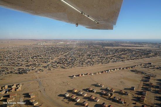 Σβακοπμούντ, Ναμίμπια: Swakopmund vicino all'aeroporto