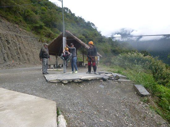 Death Road by Bike and Zip Line