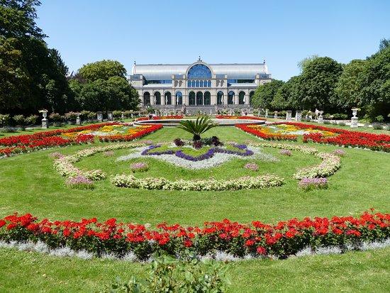 Botanical Gardens Flora
