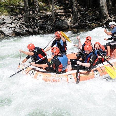 Rafting Llavorsí ภาพถ่าย