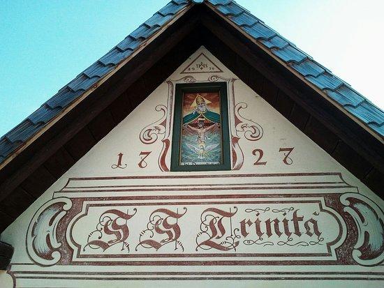 Cappella della Santissima Trinita