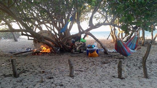 Buen Hombre, สาธารณรัฐโดมินิกัน: Camp Playa Poppa