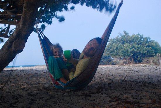 Buen Hombre, สาธารณรัฐโดมินิกัน: Hammock life