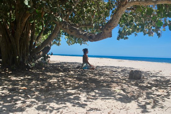 Buen Hombre, Dominican Republic: Morning meditation