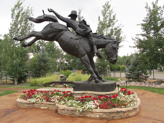 Kaycee, Вайоминг: Chris LeDoux memorial park