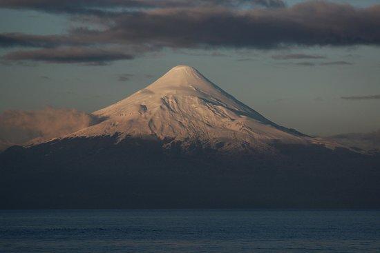 Volcan Osorno: Majestuoso Volcán Osorno desde Frutillar