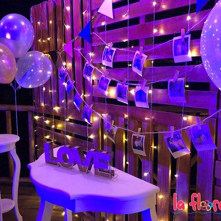 Garzon, Colombia: Espectacular cena romántica.. una y mil veces recomendado...