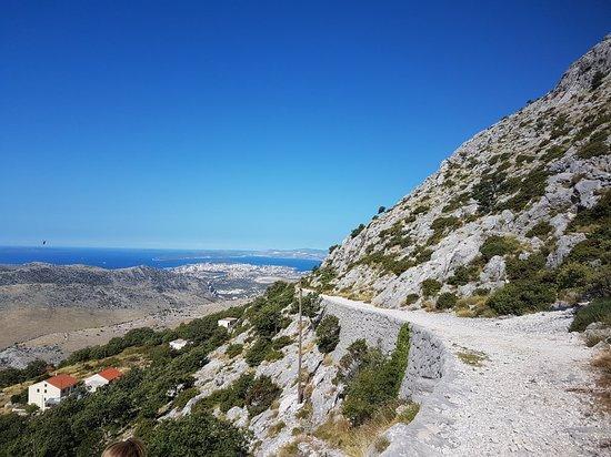 Mosor Mountain