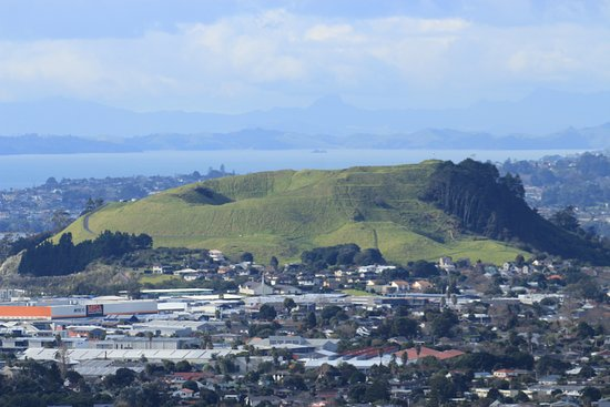 One Tree Hill (Maungakiekie): Vista