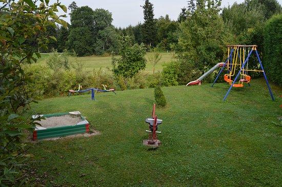 Lalling, Nemecko: Kinderspielplatz