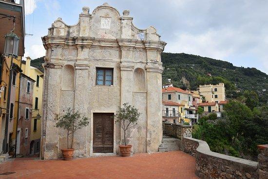 Oratorio di Santa Maria in Selàa: La chiesa