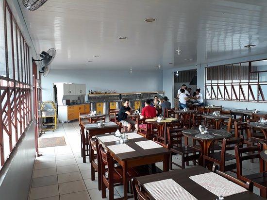 Pimenta Bueno, RO: Interior
