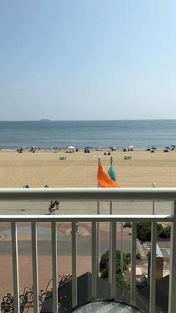 Hampton Inn Virginia Beach-Oceanfront South: Awesome.