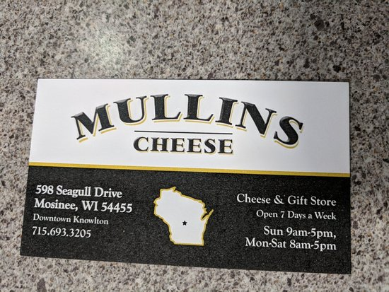 Mullins Cheese : IMG_20180710_122225_large.jpg